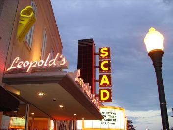 Leopold's Ice Cream and the Trustees Theater