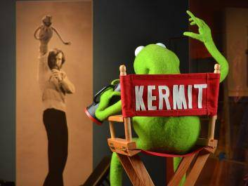 This interactive exhibition follows Henson's prolific imagination chronologically, transporting visitors through environments that typified the master puppeteer's world, such as Jim's Office and the Television Studio.