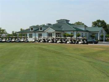 Clubhouse at Cherokee Run Golf Course, Conyers GA