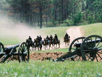Annual Battle of Resaca Reenactment