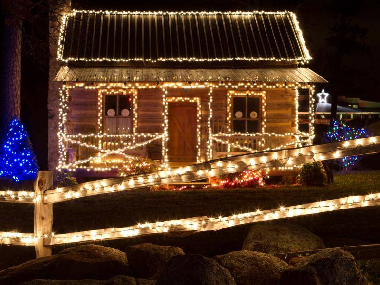 Drive Thru Christmas Lights At The Rock Ranch Official
