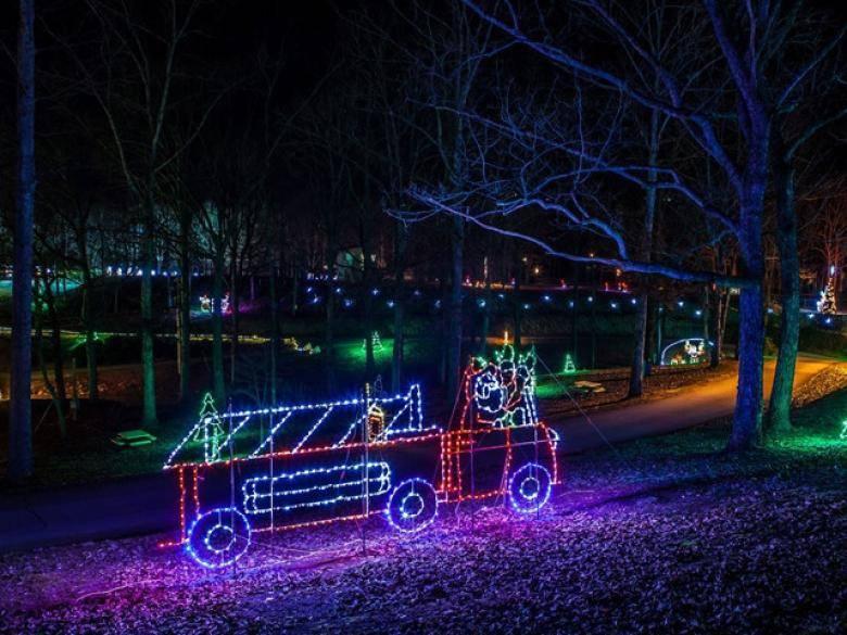 Christmas In The Park.Christmas In The Park 2019 Official Georgia Tourism