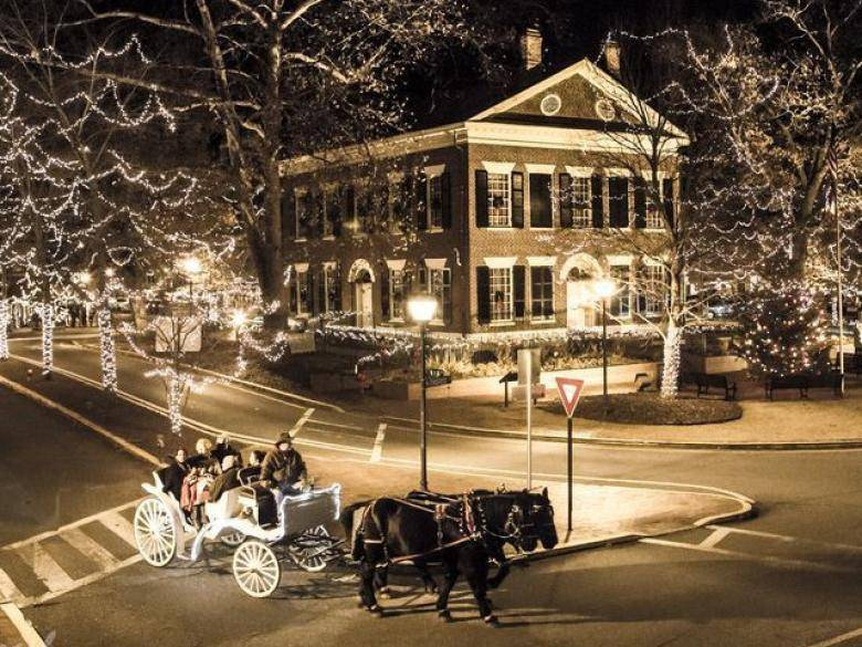 Where To Stay Dahlonega Ga Christmas 2020 Dahlonega's Old Fashioned Christmas | Official Georgia Tourism
