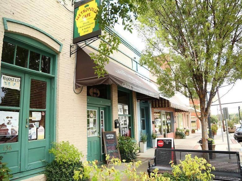 metropolis cafe milledgeville restaurants