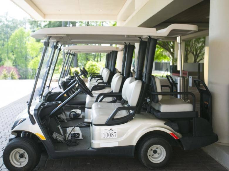 Golf Cart Paths Through Peachtree City   Official Georgia ... Golf Cart Rental Road Atlanta on beach cart rentals, fork lift rentals, golf carts for rent,