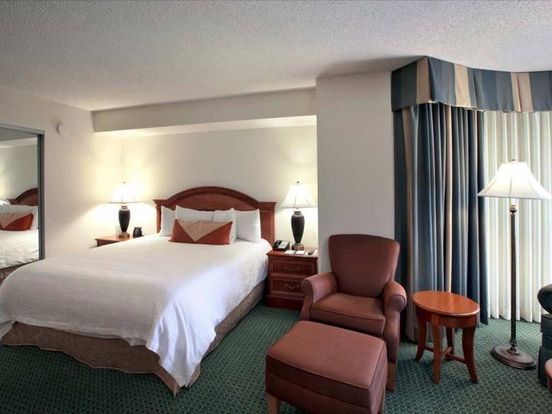 Hilton Garden Inn Athens Downtown GA King Alcove
