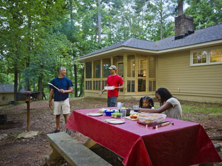 Indian Springs State Park Official Georgia Tourism