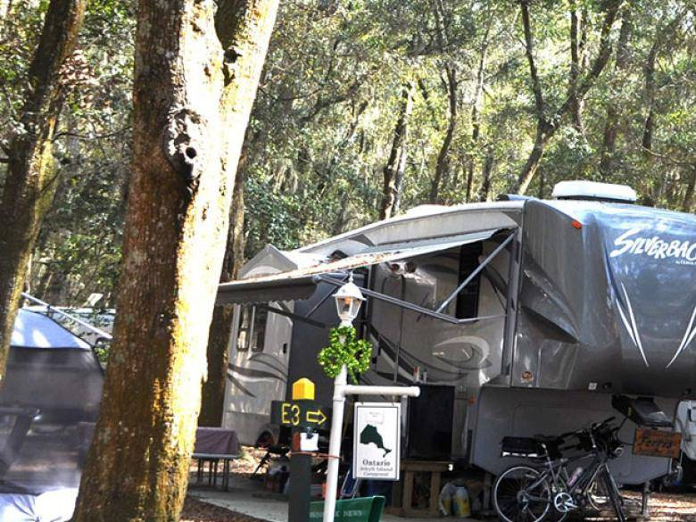 Jekyll Island Campground Official Georgia Tourism