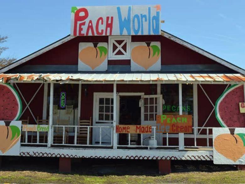 Georgia Peach World | Official Georgia Tourism & Travel