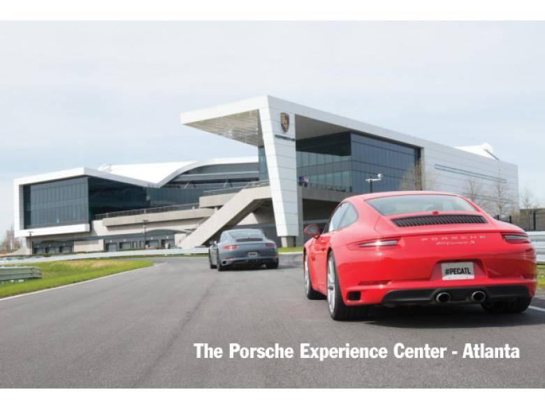 Porsche Driving Experience Atlanta >> Porsche Experience Center Official Georgia Tourism Travel