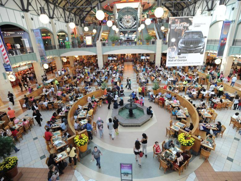 Mall Of Georgia Official Georgia Tourism Amp Travel