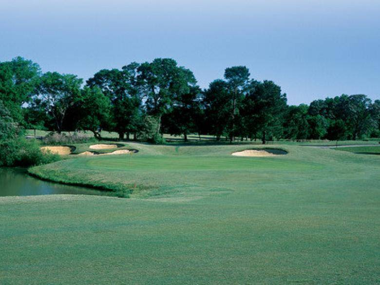 Meadow Links Golf Course at George T. Bagby | Official ...