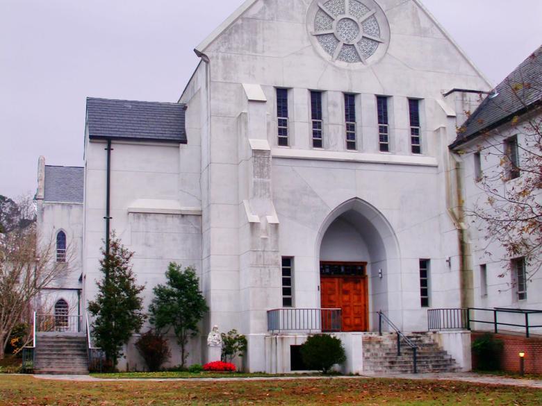 Monastery Of The Holy Spirit Official Georgia Tourism Travel Website Explore Georgia Org