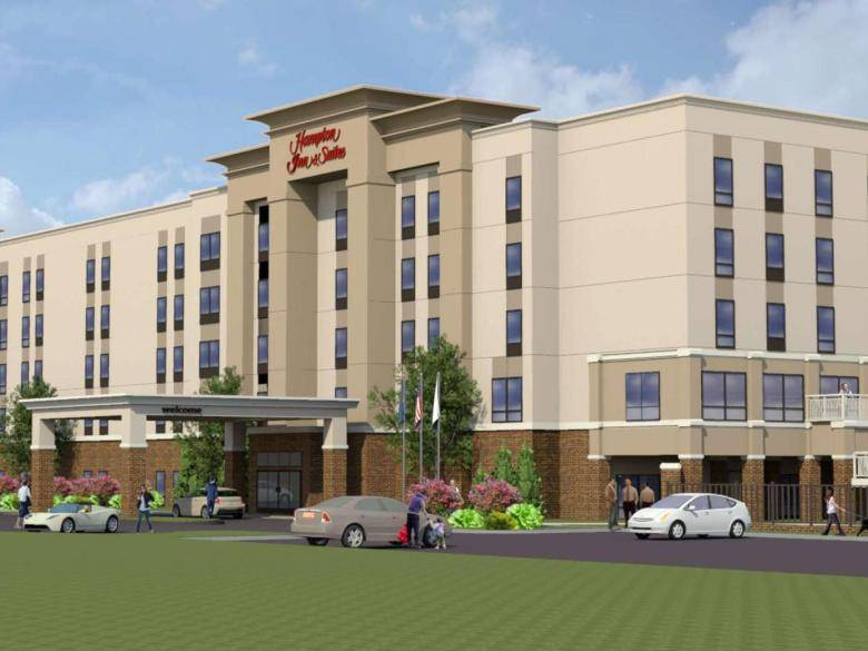 Hampton Inn Suites By Hilton Augusta Washington Rd Official
