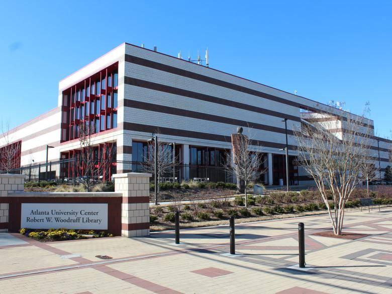 Atlanta University Center >> Atlanta University Center Robert W Woodruff Library
