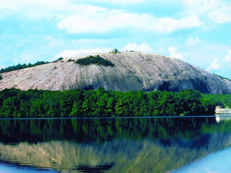 stone mountain - photo #30