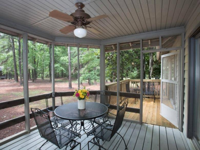 the southern pine cottages at callaway gardens