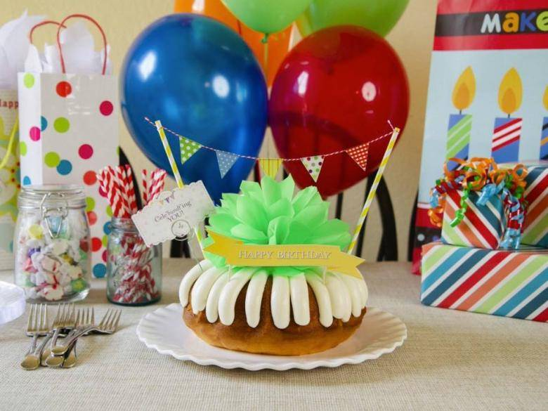 Superb Nothing Bundt Cakes Official Georgia Tourism Travel Website Funny Birthday Cards Online Aeocydamsfinfo
