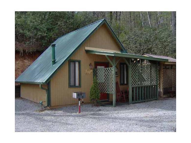 Alpine Mountain Cabins   Official Georgia Tourism & Travel