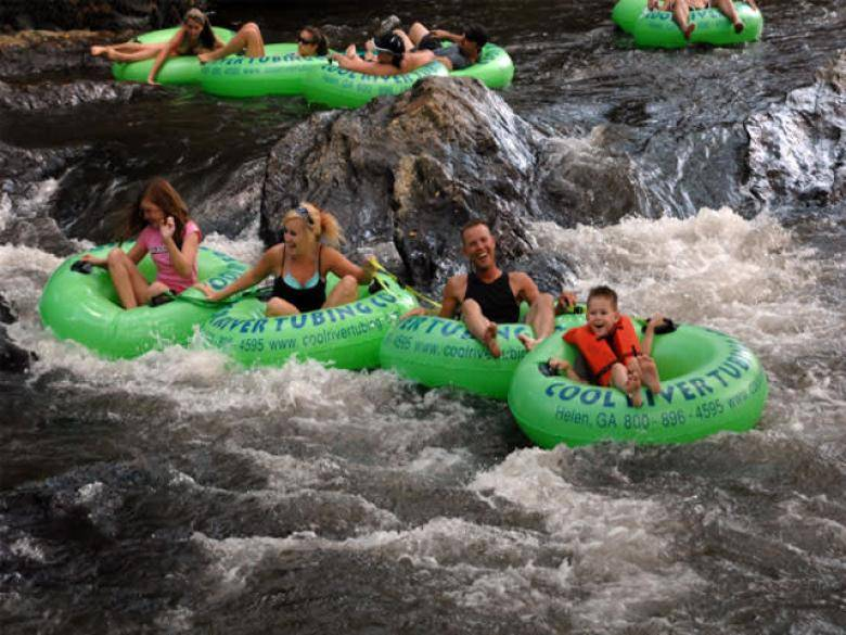 Cool River Tubing | Official Georgia Tourism & Travel