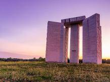 Georgia Guidestones in Elberton. Photo by William Smith, @wsmithphotog