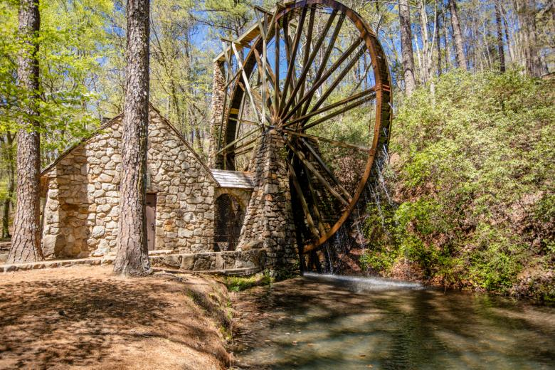 Old Mill at Berry College