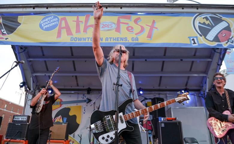 Mike Mills at AthFest