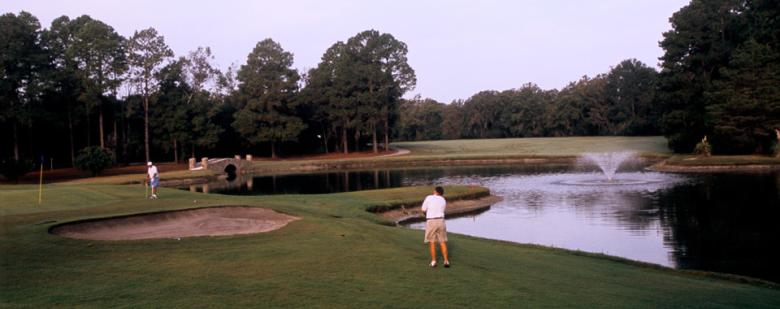 Little Ocmulgee State Park Golf Course
