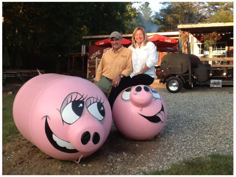 Jim's Smokin' Que in Blairsville