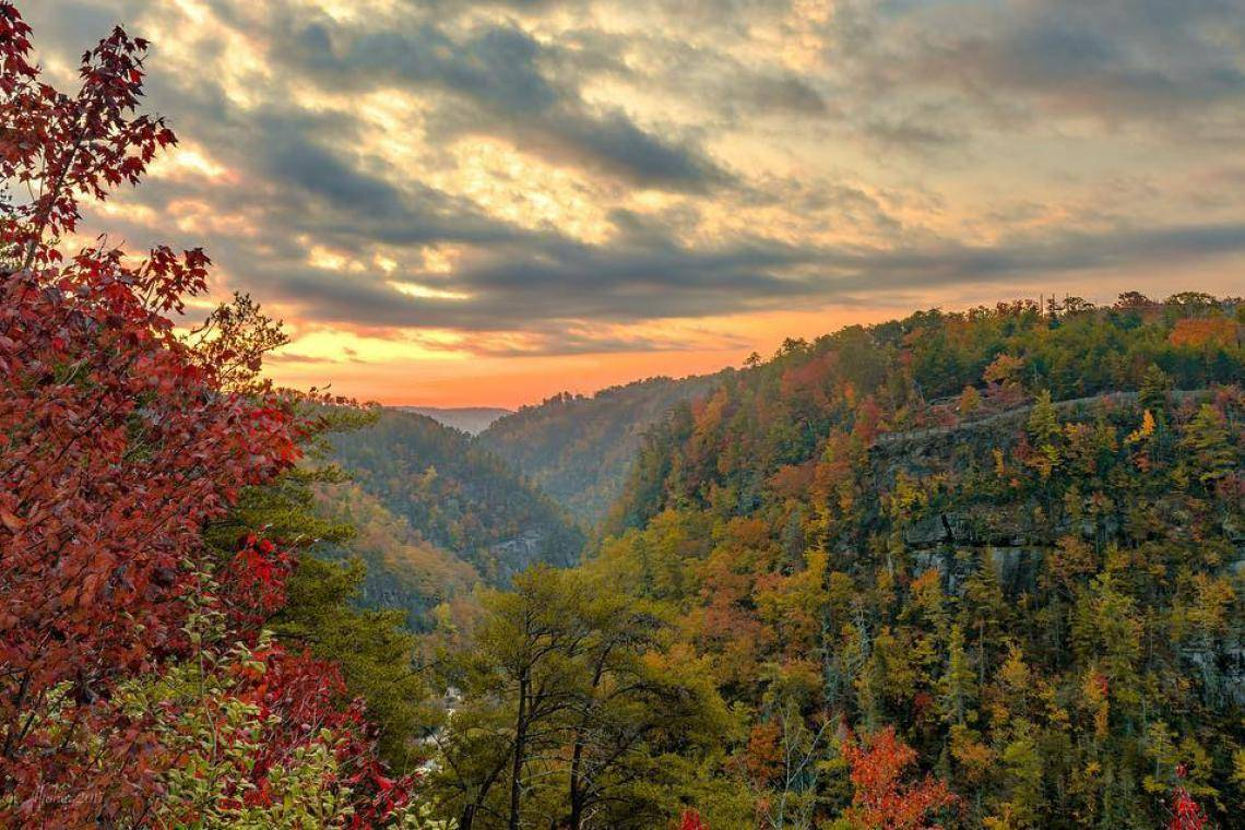 10 Georgia State Parks For Fall Color Official Georgia