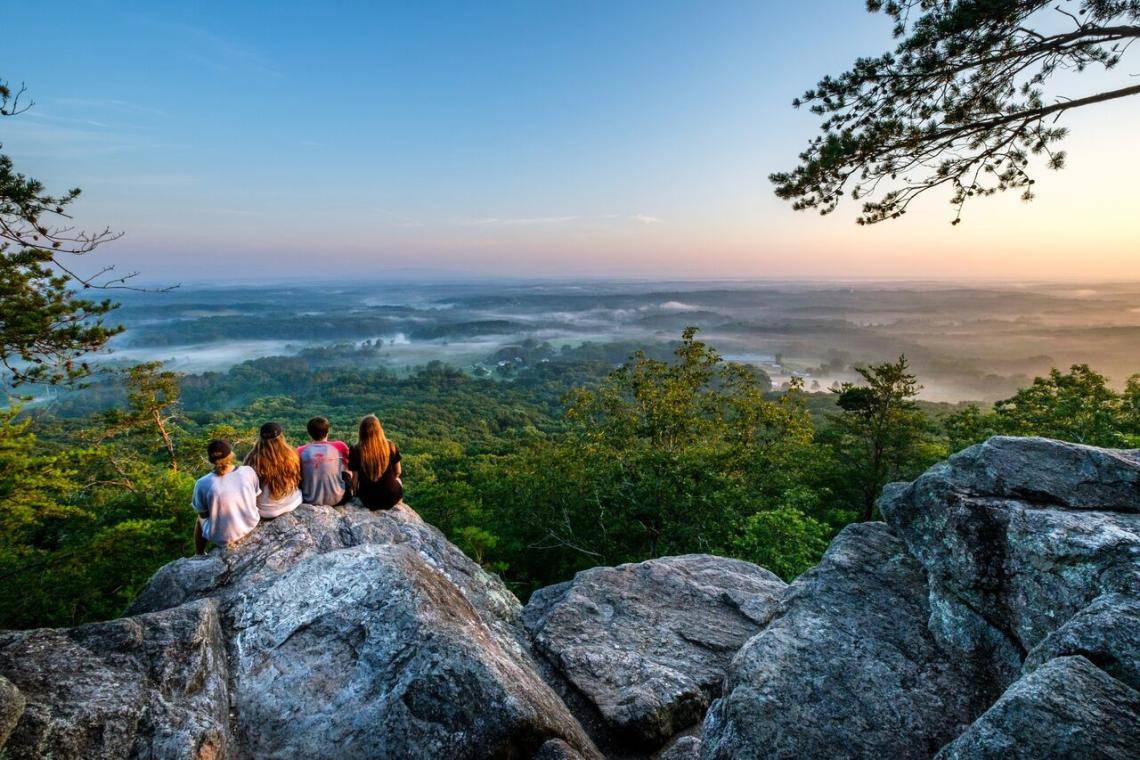 Best Mountains To Hike In Northeast Georgia Official