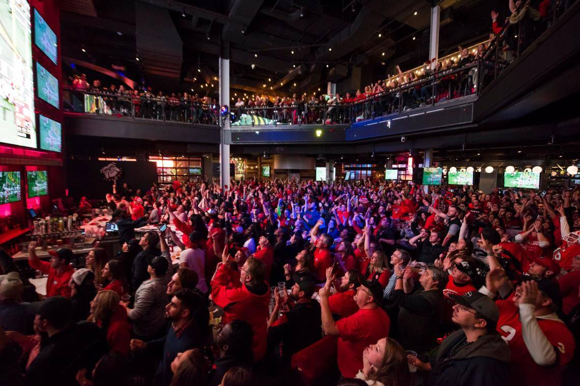 Best Sports Bars To Watch Super Bowl Liii In Metro Atlanta