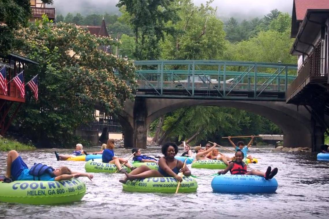 Tubing in Georgia: A Must-have Summer Adventure | Official Georgia