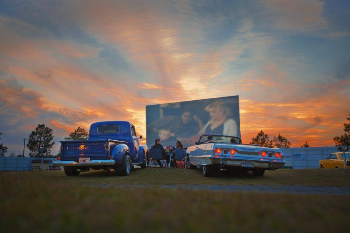 5 Georgia Drive-In Theaters You Can't Miss | Official Georgia ...
