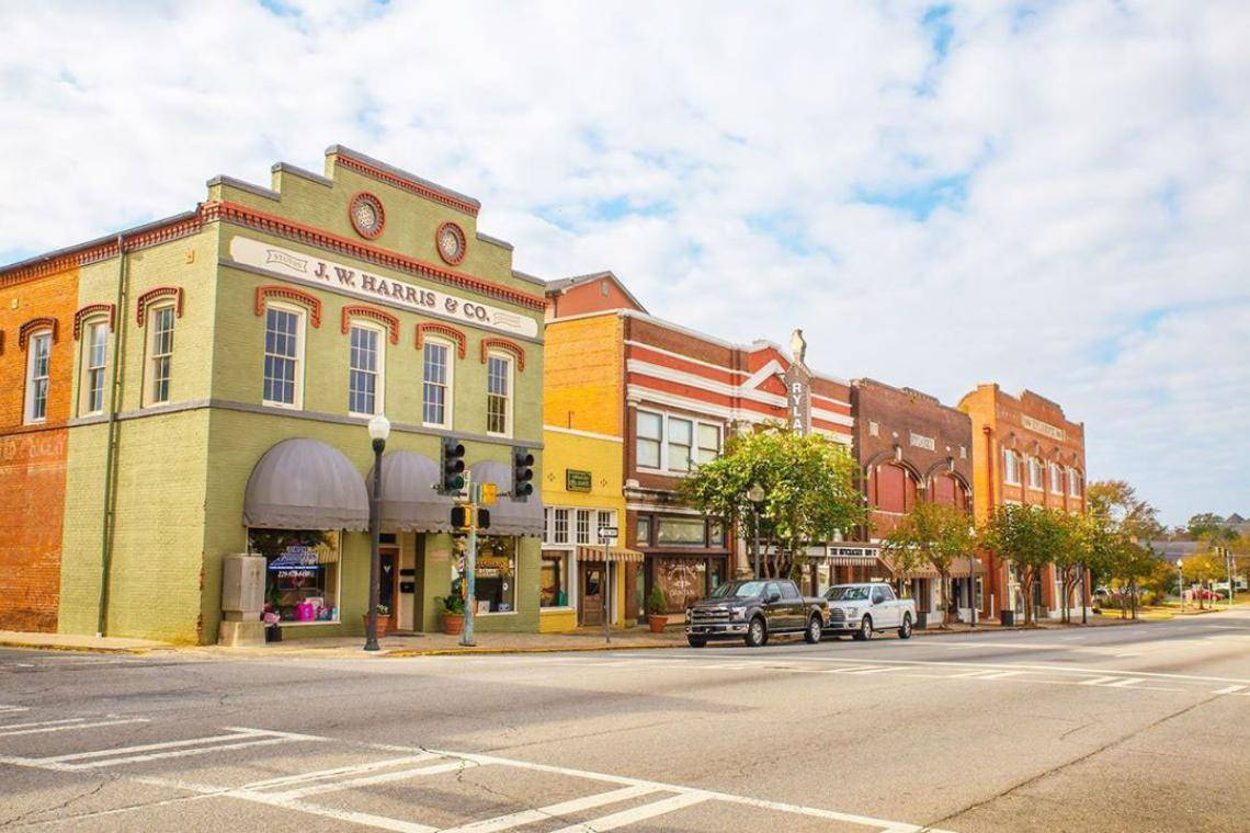 7 Small Towns with Surprising Stories to Tell | Official Georgia Tourism &  Travel Website | Explore Georgia.org