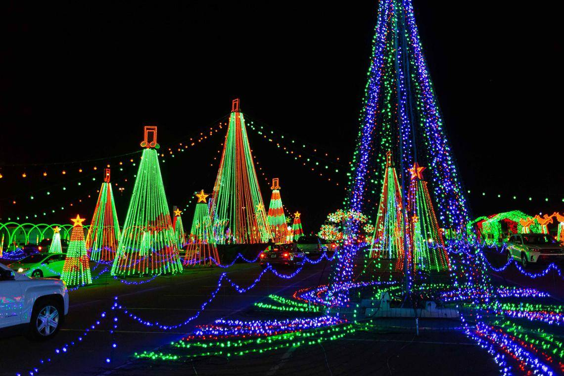 Things To Do In The State Of Georgia 2020 For Christmas 10 Holiday Light Displays in Georgia (updated 2020)