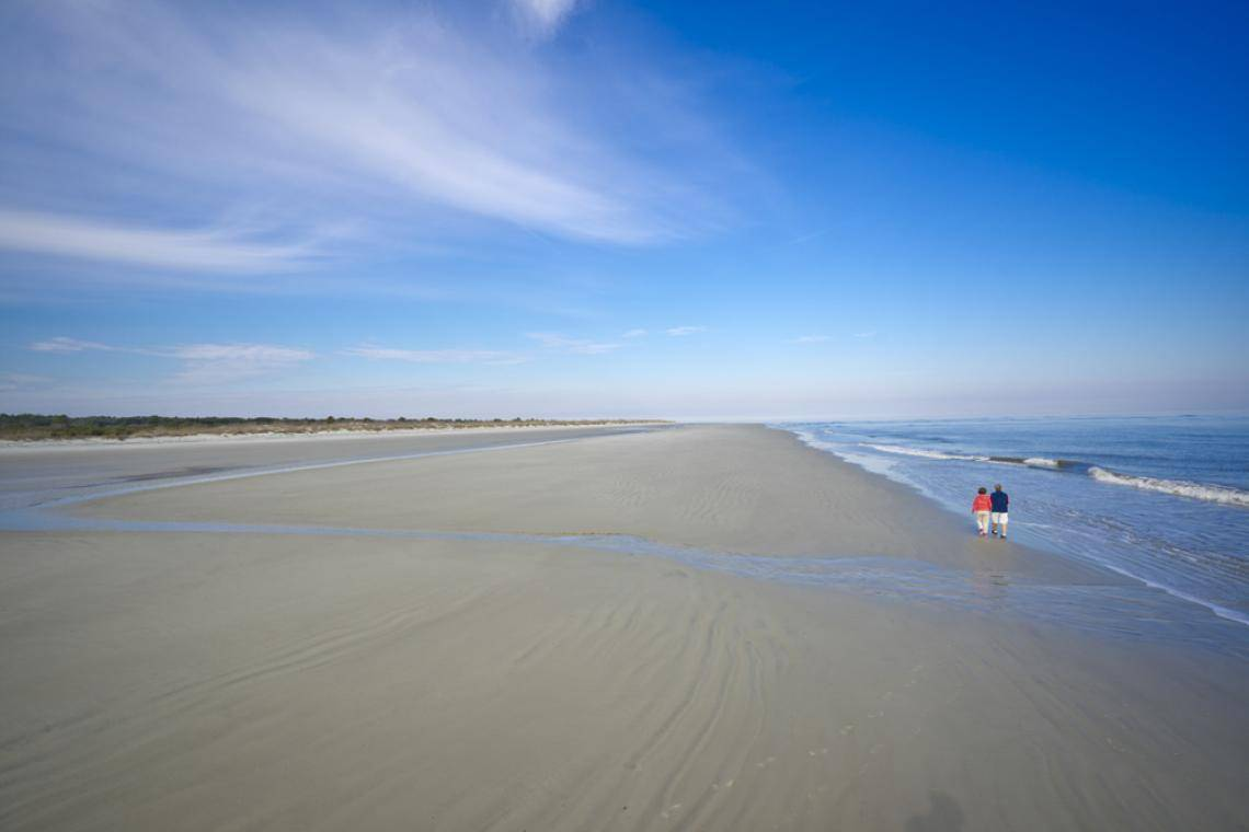 The Most Unspoiled Beaches On The Georgia Coast Official