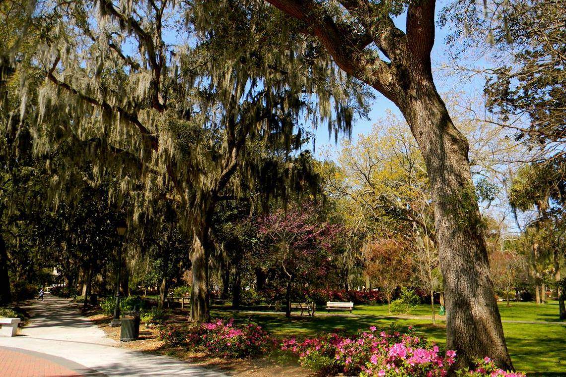 A Weekend in Savannah, Georgia | Official Georgia Tourism & Travel ...