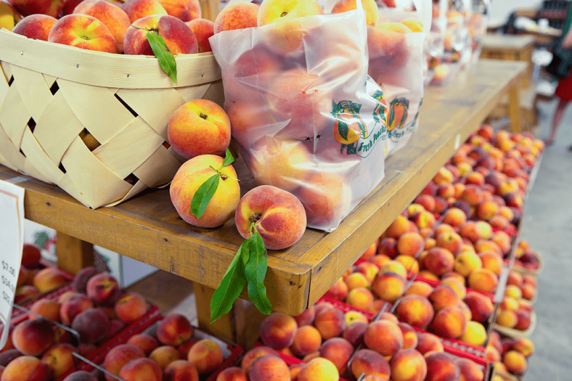 7a018ab8ef2fc 10 Things You Probably Didn't Know About Georgia Peaches | Official ...