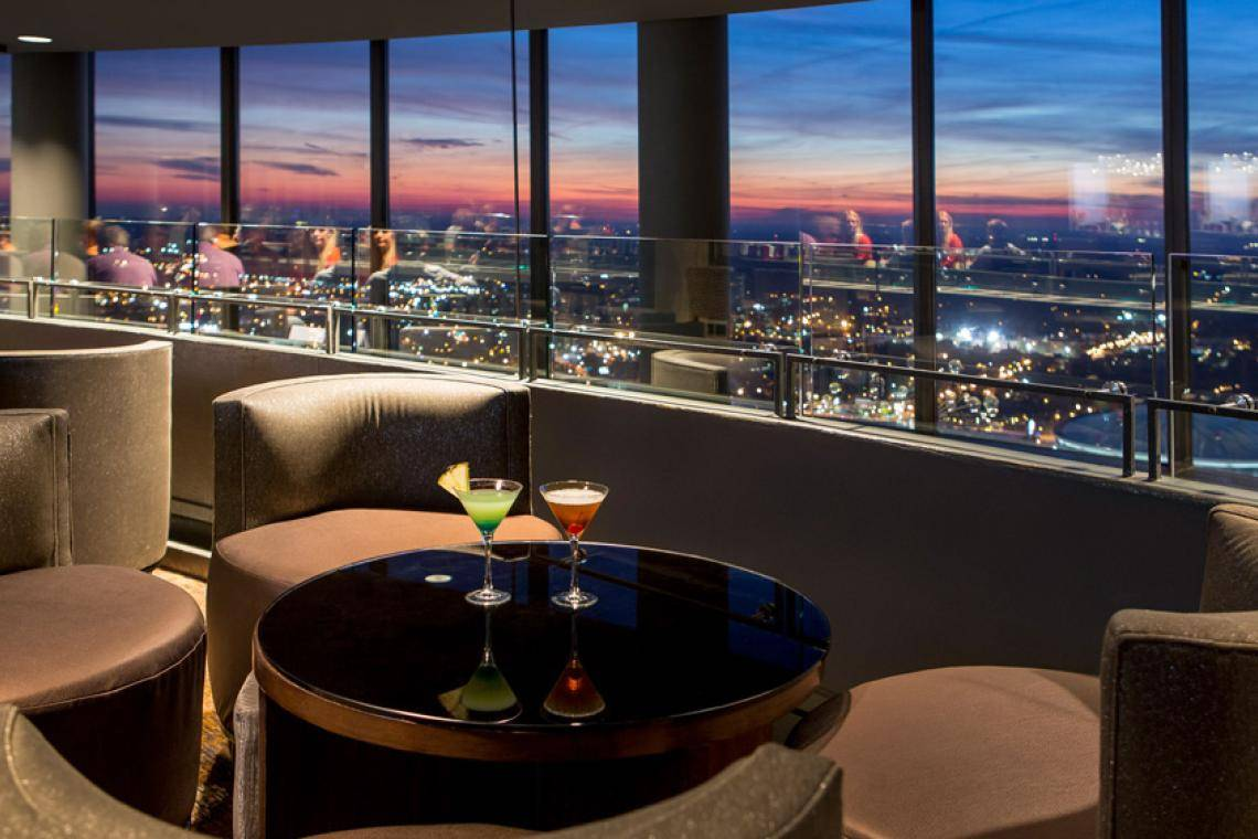 6 Most Romantic Atlanta Dinners With A View Official