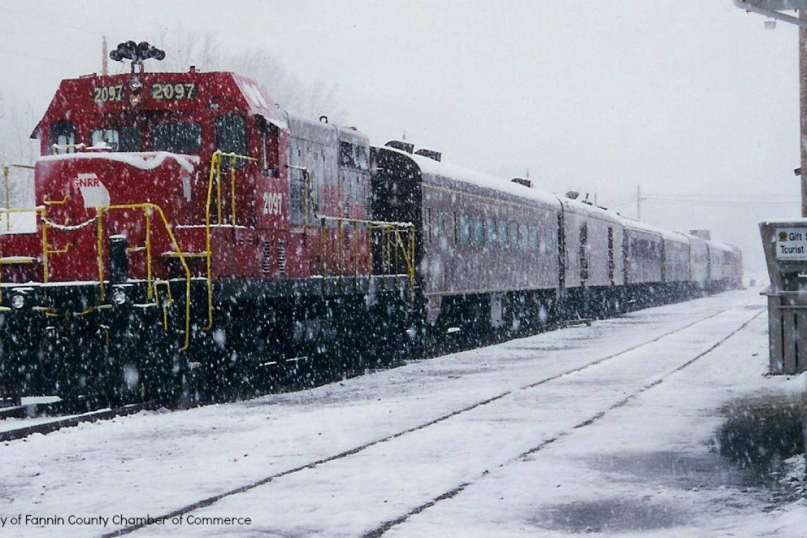Great Canadian Rv >> 8 Holiday Train Adventures Around Georgia | Official ...