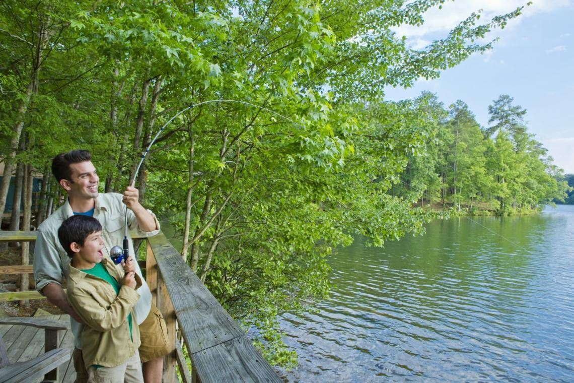 Tips for Planning a Father's Day Fishing Trip | Official