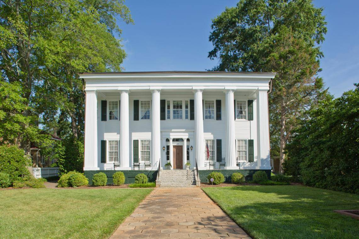 7 Must-See Historic Homes on Georgia's Antebellum Trail