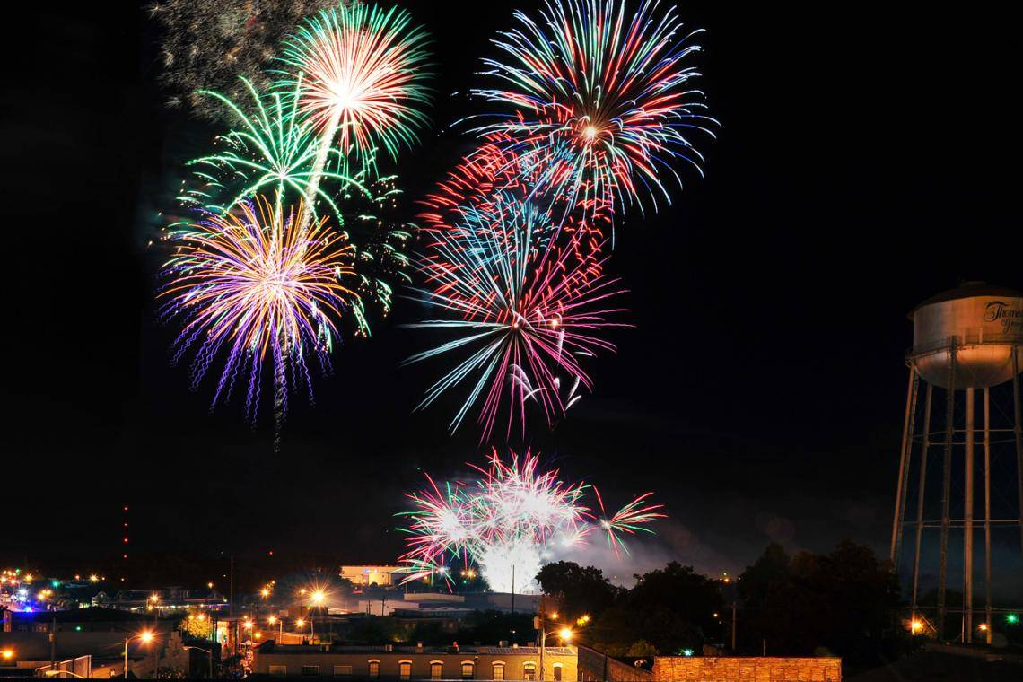 Celebrate July Fourth With A Bang Official Georgia Tourism