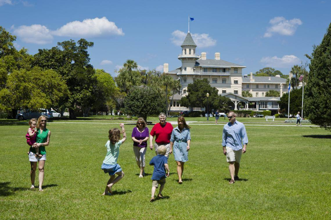 Great Places For Family Reunions In Georgia Official