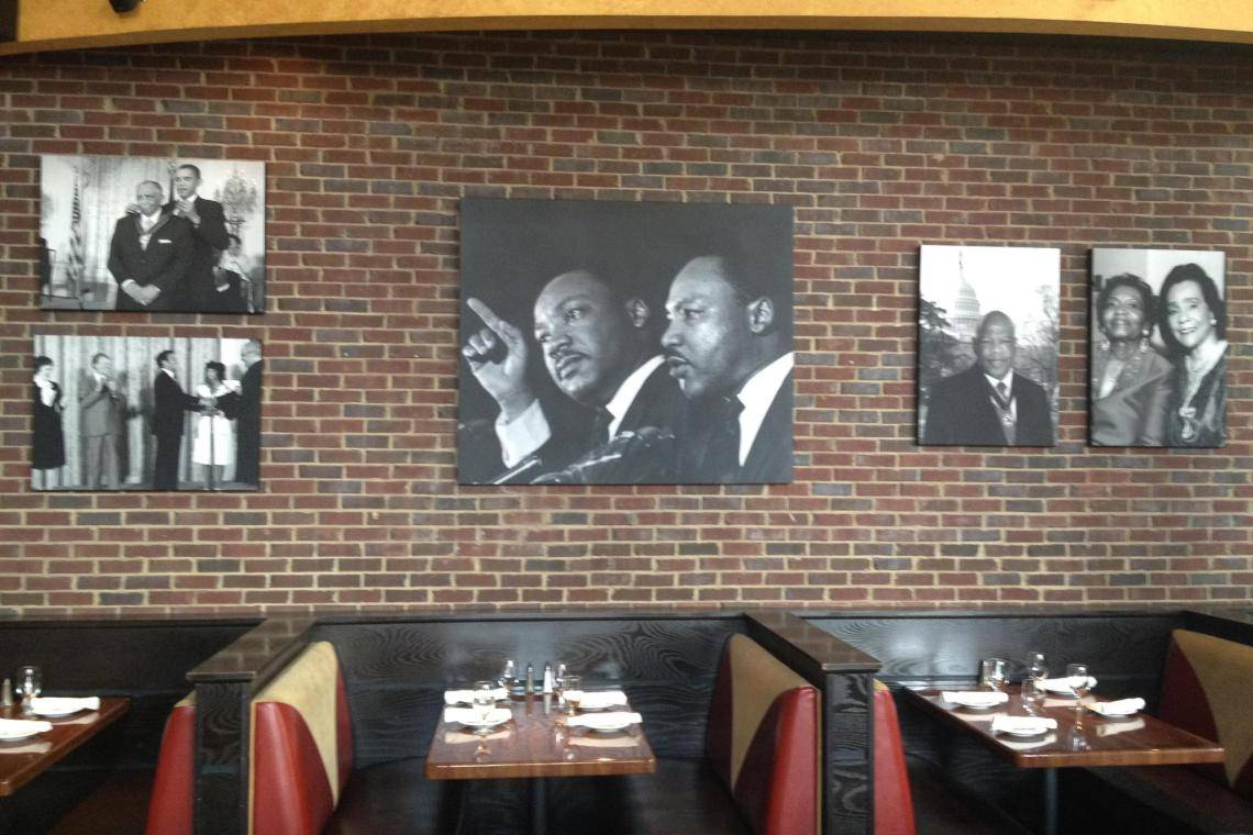 Atlanta Restaurants With Civil Rights History