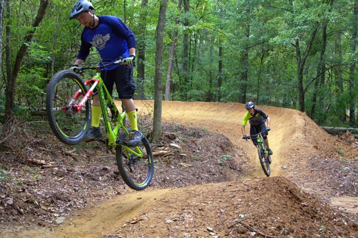 must ride mountain bike trails in west georgia official georgia