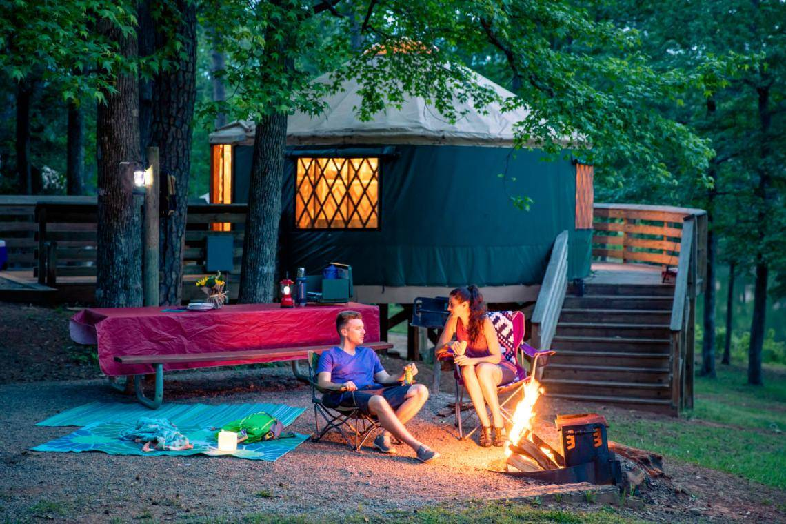 Secret Camping Spots at Georgia State Parks   Official