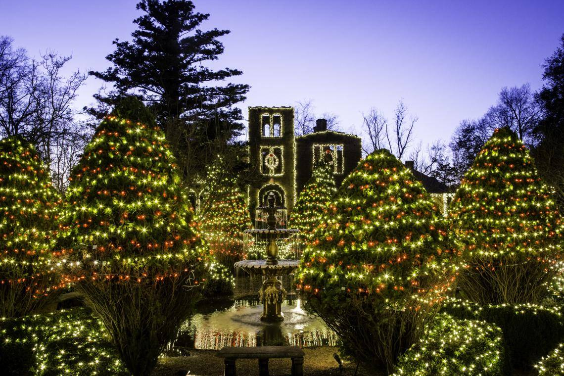 Illuminate the Holidays with these 6 Georgia Light Displays ...