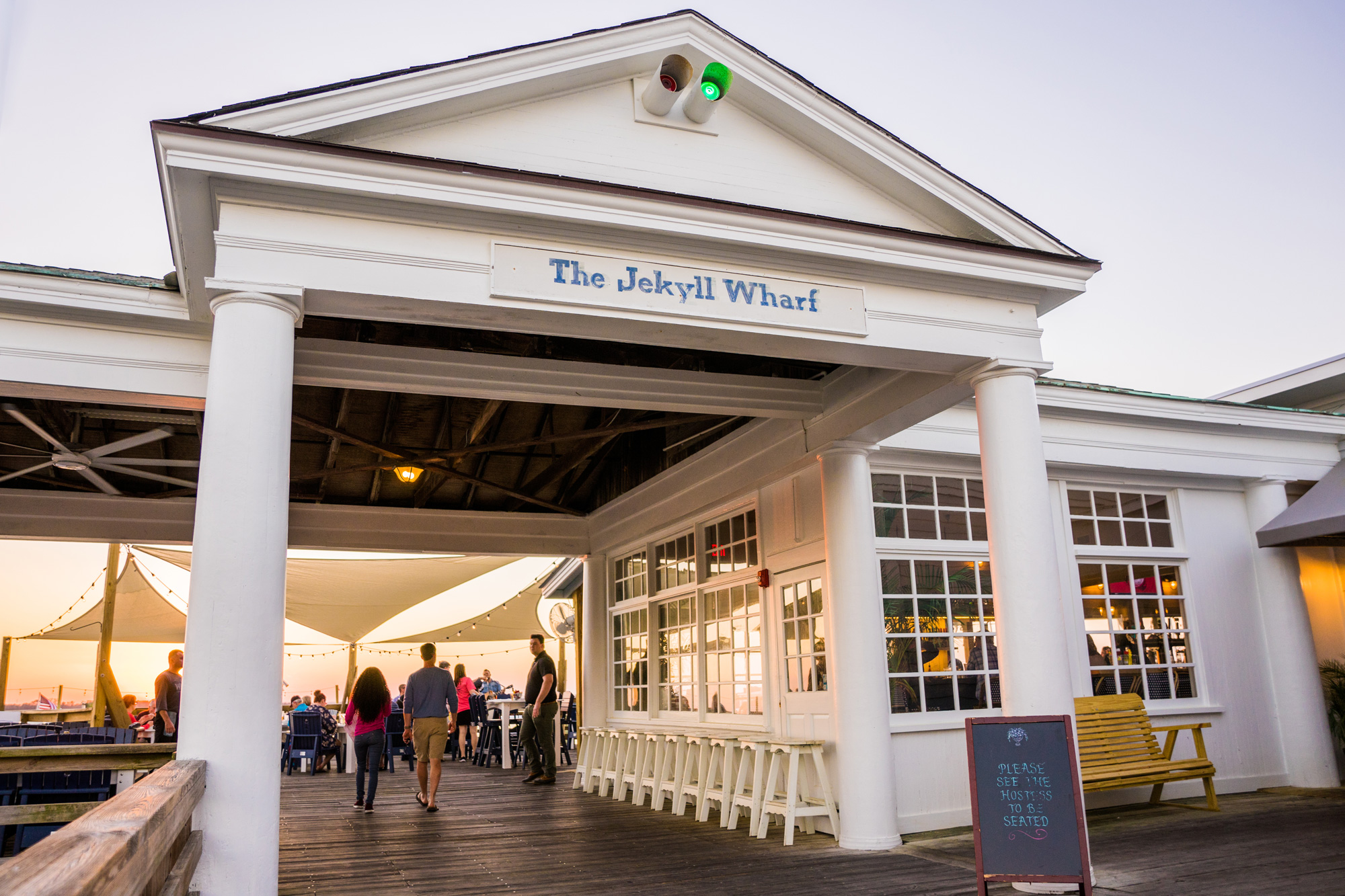 The Wharf on Jekyll Island